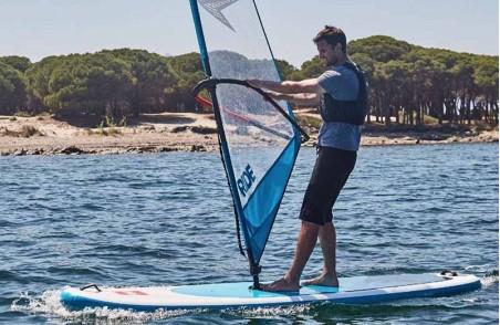 Tabla De Windsurf Wind 10 7 Red Paddle Co