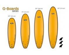 Tabla de surf G-Board - Bic
